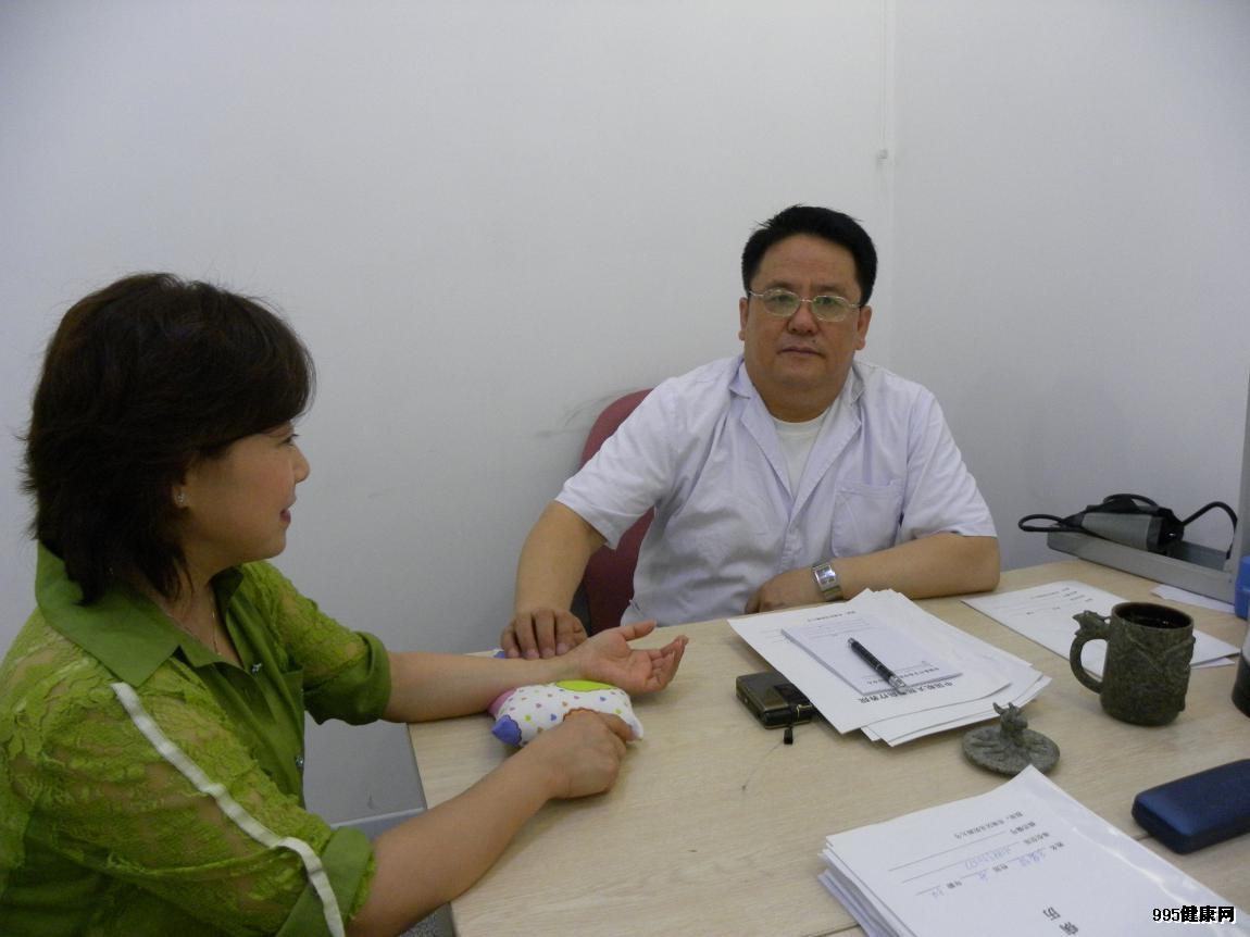 中医专家韩全文博士医师简介