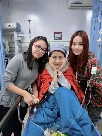 西安最美女孩李娜骨肉瘤恶性肿瘤晚期走了 马云怒了 震惊了中国人